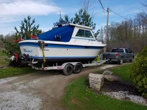 Used Cherokee 270 Sportfish Sports Fishing Boat For Sale