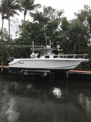 Used Angler 31 CC31 CC Center Console Fishing Boat For Sale