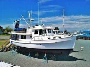 Used Kadey-Krogen 39 Motor Yacht For Sale