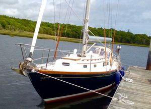 Used Hinckley Pilot 35 Cruiser Sailboat For Sale