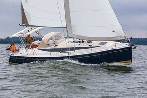 Used Marlow-Hunter Marlow Hunter 40 Sloop Sailboat For Sale
