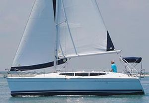 Used Hunter 33 Sloop Sailboat For Sale