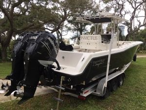 Used Invincible 33 Center Console Center Console Fishing Boat For Sale
