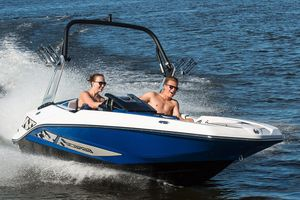 New Scarab 165 ID High Performance Boat For Sale