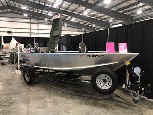 Used Alumacraft 180 Yukon Freshwater Fishing Boat For Sale