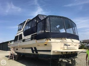 Used Holiday Mansion Coastal Commander House Boat For Sale