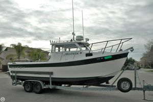 Used Osprey 26 Fisherman Pilothouse Boat For Sale