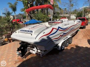 Used Hallett 285 Party Cruiser Deck Boat For Sale