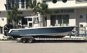 Used Contender 27 Tournament Saltwater Fishing Boat For Sale