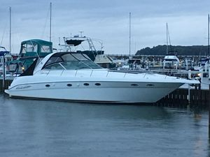 Used Sea Ray 460 Sundancer Cruiser Boat For Sale