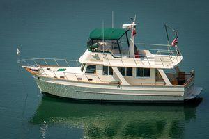 Used Mariner International Sedan Trawler Boat For Sale