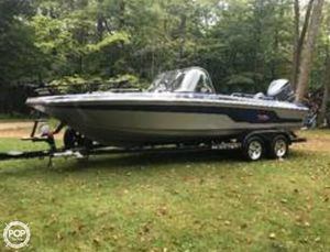 Used Skeeter WX2190 Bass Boat For Sale