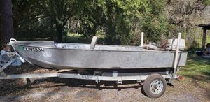 Used Alumarine 14 V Hull Antique and Classic Boat For Sale