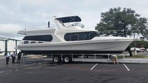 Used Bluewater 54 House Boat For Sale