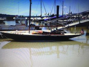 Used Luders 16 Sloop Sailboat For Sale