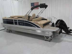 New Barletta E24UC TRITOONE24UC TRITOON Pontoon Boat For Sale
