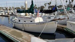 Used Pacific Seacraft Flicka 20 Cruiser Sailboat For Sale