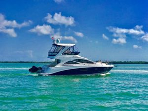 Used Sea Ray 45 Sedan Bridge Flybridge Boat For Sale