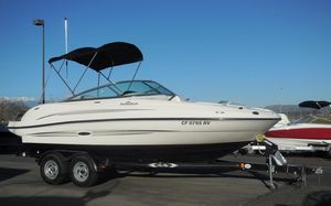 Used Sea Ray 200200 Deck Boat For Sale