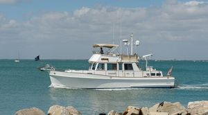 Used Grand Banks 46' Classic Cruiser Boat For Sale