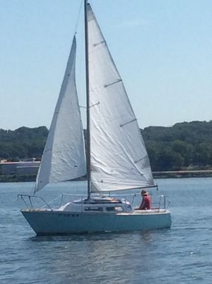 Used O'day 22' Sloop Other Boat For Sale