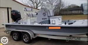 Used Trans Cat 200SVT Flats Fishing Boat For Sale