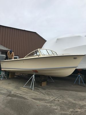 Used Rossiter Classic Day Boat Sports Cruiser Boat For Sale