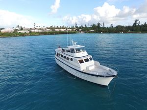 Used Cheoy Lee 66 LRC66 LRC Motor Yacht For Sale