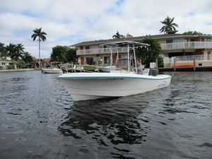 Used Pro Sports 2200 CC Center Console Fishing Boat For Sale
