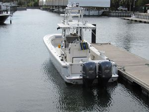 Used Andros Boatworks 32 Offshore Sports Fishing Boat For Sale
