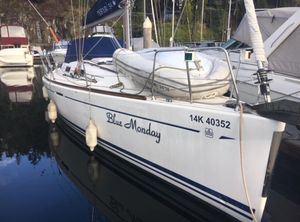 Used Dufour 34 Performance Cruiser Sailboat For Sale