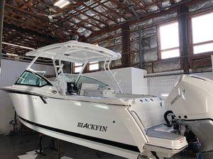 New Blackfin 272 DC Cruiser Boat For Sale