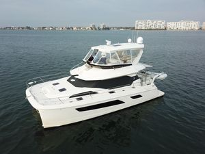 Used Aquila 44 Power Catamaran Boat For Sale