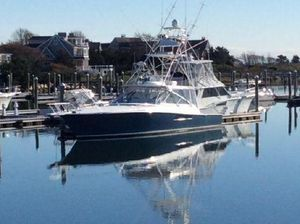 Used Viking 52 Open Convertible Fishing Boat For Sale