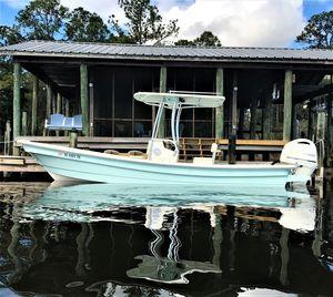 Used Panga Captiva 22 Center Console Fishing Boat For Sale