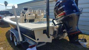 Used Majek 25 Extreme Flats Fishing Boat For Sale