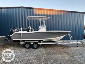 Used Tidewater 210 Center Console Fishing Boat For Sale