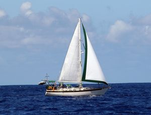 Used Liberty 458 Cutter Sailboat For Sale