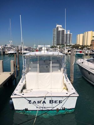 Used Topaz 32 Express32 Express Sports Fishing Boat For Sale