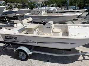 New Carolina Skiff 16 JVX CC16 JVX CC Center Console Fishing Boat For Sale