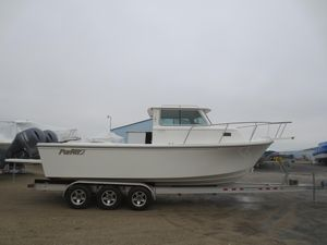 New Parker Saltwater Fishing Boat For Sale