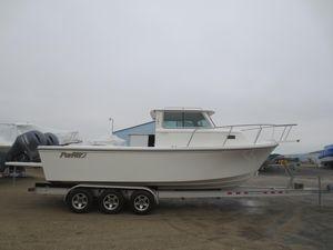 New Parker 2520 XLD Sport Cabin2520 XLD Sport Cabin Saltwater Fishing Boat For Sale