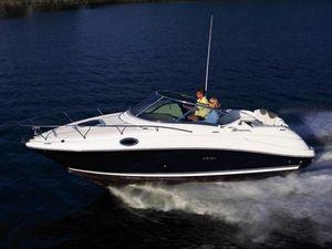 Used Sea Ray 240 Sundancer240 Sundancer Cruiser Boat For Sale