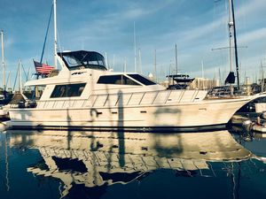 Used Monte Fino 55 Motor Yacht Motor Yacht For Sale