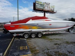 Used Donzi 38ZX Daytona High Performance Boat For Sale