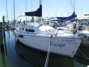Used Hunter 290 Sacrifice Daysailer Sailboat For Sale