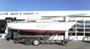 Used C&c 25 Sailboat Sloop Sailboat For Sale