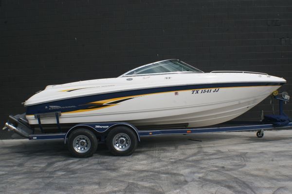 Used Chapperal 216 SSI Runabout Boat For Sale