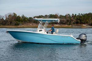 Used Sea Fox 266 Commander266 Commander Center Console Fishing Boat For Sale