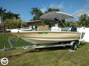 Used Clearwater 1900 Baystar Center Console Fishing Boat For Sale